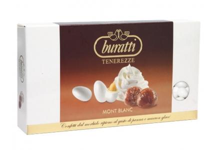 Confetti Buratti Tenerezze Mont Blanc