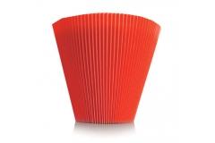 100 Plisset Da Vaso Con Altezza 14 Cm