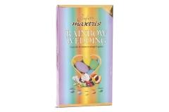 1 Kg Confetti Maxtris Rainbow Wedding
