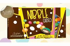 Maxtris Nibble Choco Colorati Al Latte