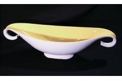Vaso Centro Tavola Ceramica 48 Cm