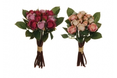 Bouquet Rose Guendalina X12