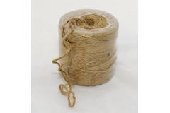 Cordoncino In Juta Naturale Da 2 Mm Per 500 Grammi