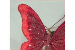 Farfalla Clip Molletta Paillette Glitter