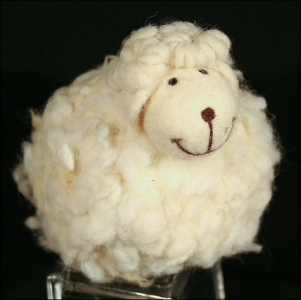 Pecorelle Lanosa Morbida 11 Cm