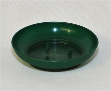 60 Ciotola Silver Verde Con Punte Per Spugna