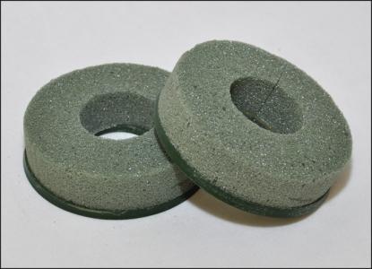 2 Coroncine Dry Verdi Diametro 10 Cm