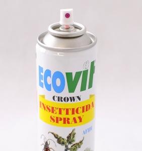 Crown Insetticida Spray Ecovit