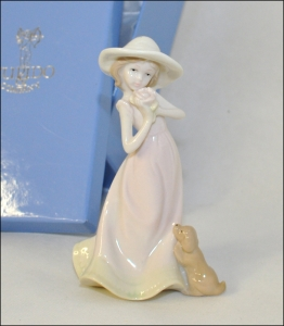 Dama In Ceramica