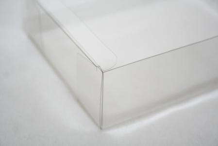 10 Astucci Trasparenti 15.5x11.5x4 Cm