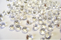 60 Diamanti In Plastica Da 12 Mm