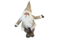 Babbo Natale Lana Cm 45