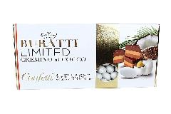 1kg Confetti Buratti Tenerezze Limited Cremino Al Cocco