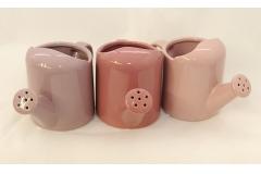 Secchiello In Ceramica Diametro 13.5 Cm Alto 18 Cm