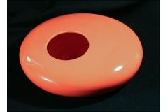 Vaso Disco Ceramica 30 Cm