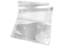 Pz 100 Buste Neutro Neutro 40x60 Cm Trasparenti Incarti Confezionamento