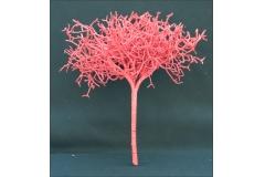 Bush Corallo Rosso Glitterato