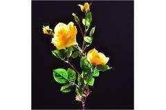 Tralcio Rosa Seta 78 Cm