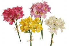 Bouquet Alstromeria Satin