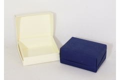 2 Scatole Preziosa Cm 8x6x3,5 Cm