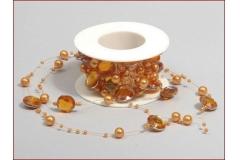 Filo Diamanti Ghirlanda Natalizia Lunga 4 Metri